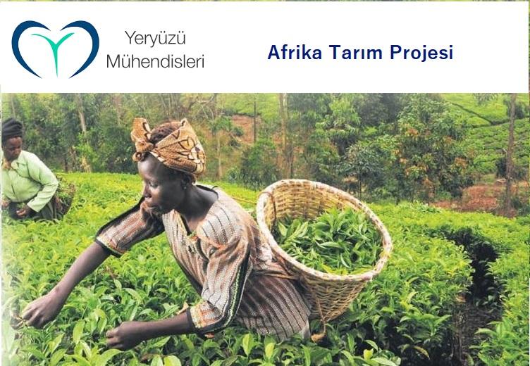 Yeryüzü Mühendisleri Afrika Tarım Projesi